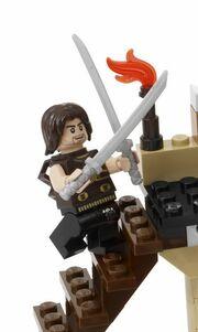 Ο Jake Gyllenhaal έγινε LEGO
