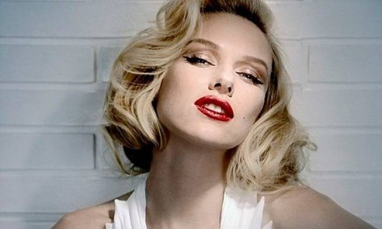 Η Naomi Watts, Marylin Monroe