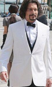 Το όνομά του είναι Depp, Johnny Depp