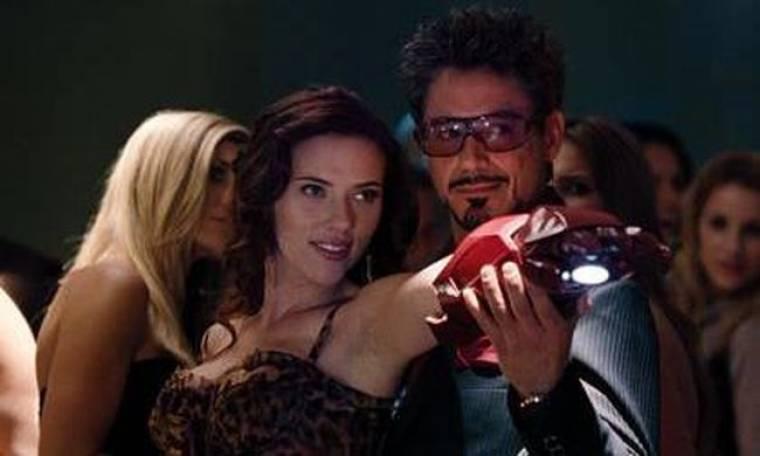 O Iron Man κερδίζει τον Ρομπέν των Δασών