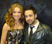 Ο Γιώργος Γιαννιάς στα Βαλκανικά Μουσικά Βραβεία