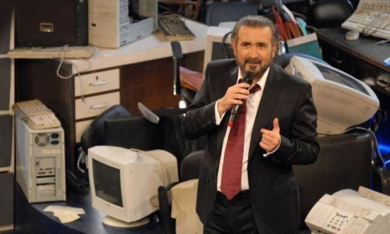 67,4% έφθασε σε τέταρτο ο Λάκης Λαζόπουλος