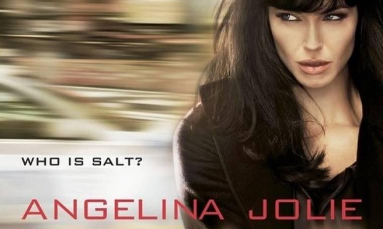 Η Angelina Jolie μιλάει για το Salt