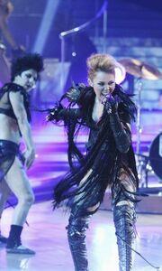 Η Miley Cyrus στο Dancing With the Stars