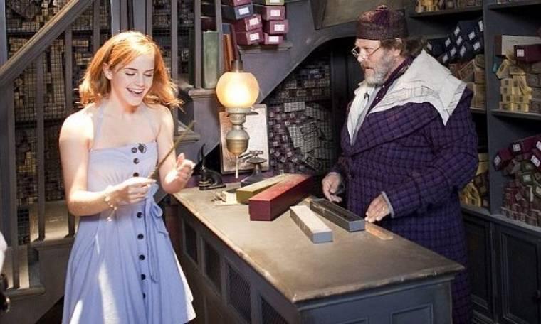 Η Emma Watson στον κόσμο του Harry Potter