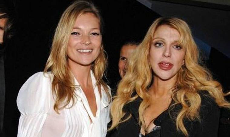 Courtney Love: Κοιμήθηκα με την Kate Moss