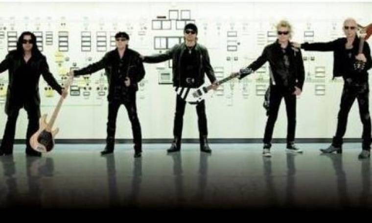 Scorpions: Δεν αποχωρίζονται....την Ελλάδα