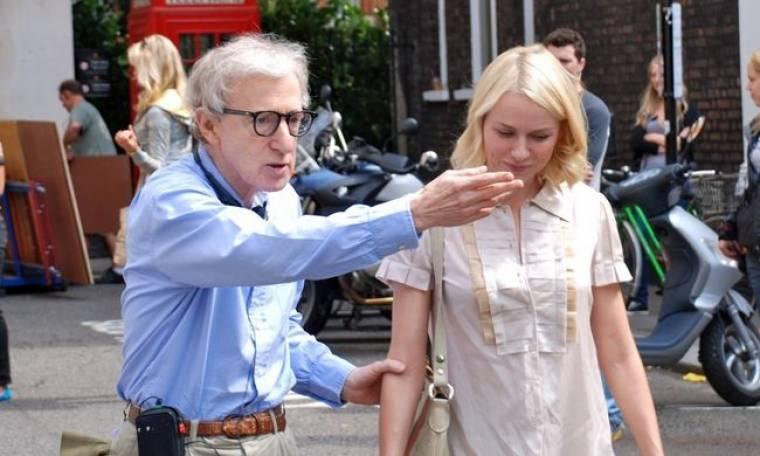 Η Naomi Watts και το άγχος της για τον Woody Allen