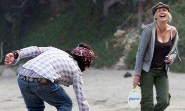 Η Daryl Hannah και ο… Jack Sparrow