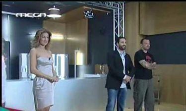 Δείτε τα πρώτα γυρίσματα του Master chef με την Μανωλίδου!