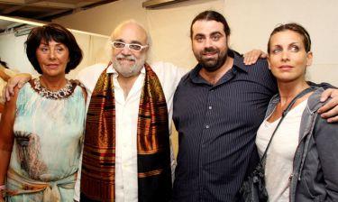 Οικογένεια Ρούσσου: Ευτυχισμένοι μαζί