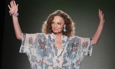 Diane von Furstenberg: Νέες δημιουργίες για τις Rockettes
