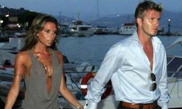 Οι Beckham στην Ελλάδα!