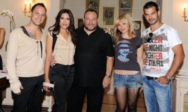 Γιώργος Τετζεράκης και Φλώρα Θεοδώρου στο Eurovoice 2010