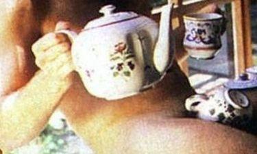 Ποιος γνωστός ηθοποιός προσφέρει τσάι από τα....χεράκια του;
