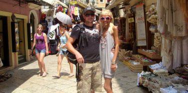 Που πήγαν ταξίδι του μέλιτος η Νανά Καραγιάννη και ο Γιάννης Κωτσόπουλος;