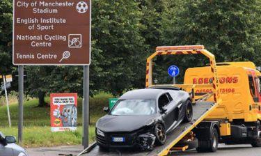 Τράκαρε με το αυτοκίνητό του ο Mario Balotelli