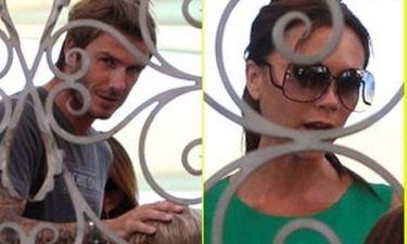Videο: Πως γιόρτασαν οι Beckhams τα γενέθλια του Romeo;