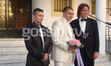 Ο Τζώρτζογλου πάντρεψε τον αδερφό του