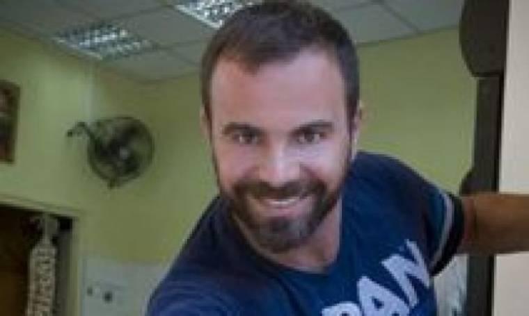 """Βασίλης Καλλίδης: """"Το ψυγείο μου είναι πάντα άδειο"""""""