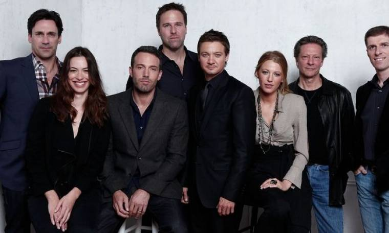 Ben Affleck – Blake Lively στο Τορόντο