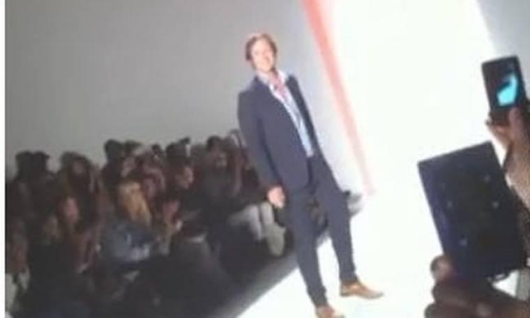 Η επίδειξη μόδας του Βασίλειου Κωστέτσου στο fashion week στη Νέα Υόρκη