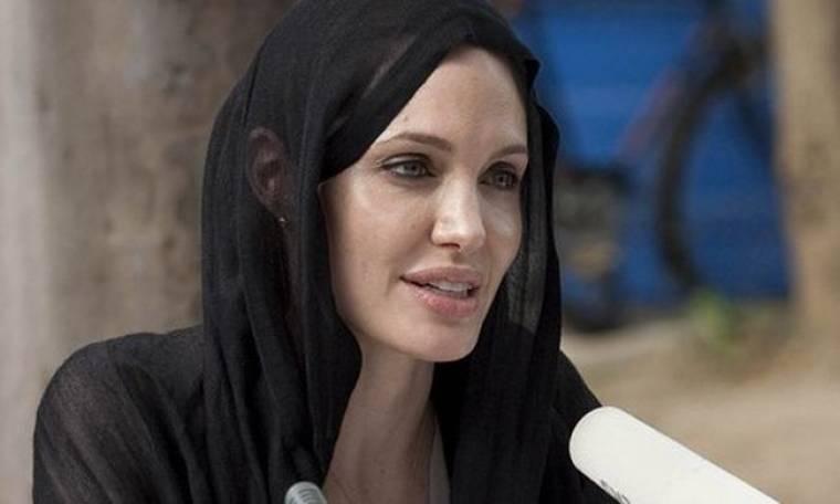Η Angelina Jolie το καλύτερο πρότυπο