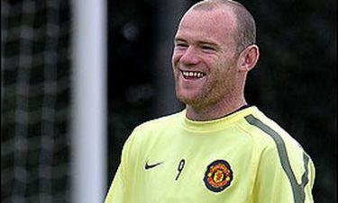 Συγχώρεσε τον Rooney η σύζυγός του