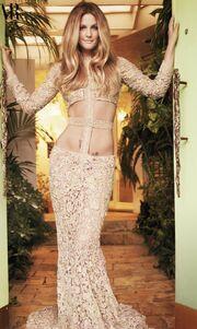 Η Drew Barrymore στο Harper's Bazaar