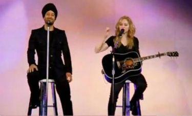 Στην Αθήνα την Κυριακή ο τραγουδιστής της Madonna