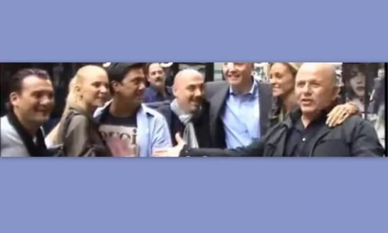 Όταν το X-Factor συνάντησε τον πατέρα της Angelina Jolie!