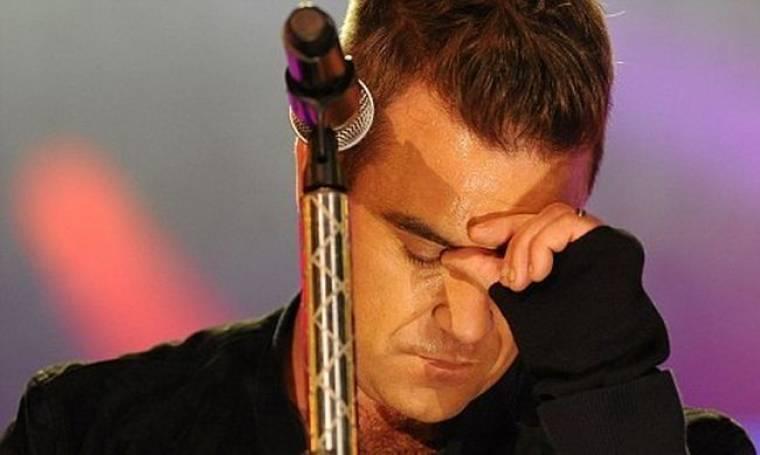 Η σπάνια ασθένεια του Robbie Williams