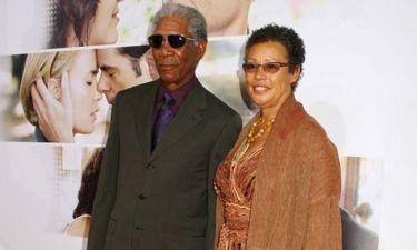 Χώρισε και επίσημα ο Morgan Freeman