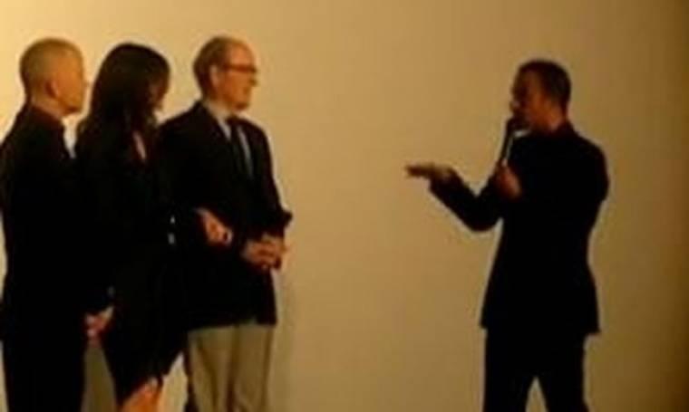 Video: Τι συνέβη στη συνάντηση του Νίκου Αλίαγα με την Julia Roberts;