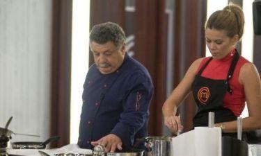 Τα «μαχαιρώματα» της Μανωλίδου με την κριτική επιτροπή του Master Chef