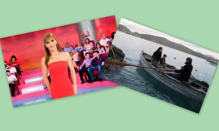 "Video: Τι δήλωσε η Χατζηβασιλείου που θα είναι απέναντι από το ""Νησί"""