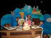 Δείτε την τούρτα της Ελεονώρας Μελέτη