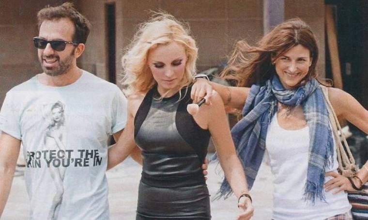 Οι πρώτες φωτογραφίες από τα γυρίσματα του νέου video clip της Ζήνα!