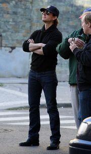 Στην Τσεχία ο Tom Cruise