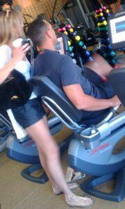 Cameron Diaz – Alex Rodriguez, μαζί στο γυμναστήριο
