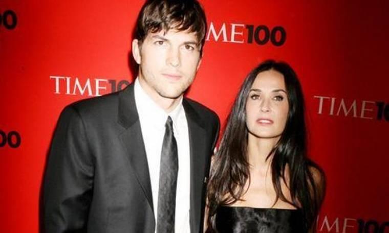 H Demi Moore έχει εμπιστοσύνη στον Kutcher