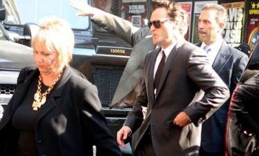 Video: Ο Joaquin Phoenix στον Letterman