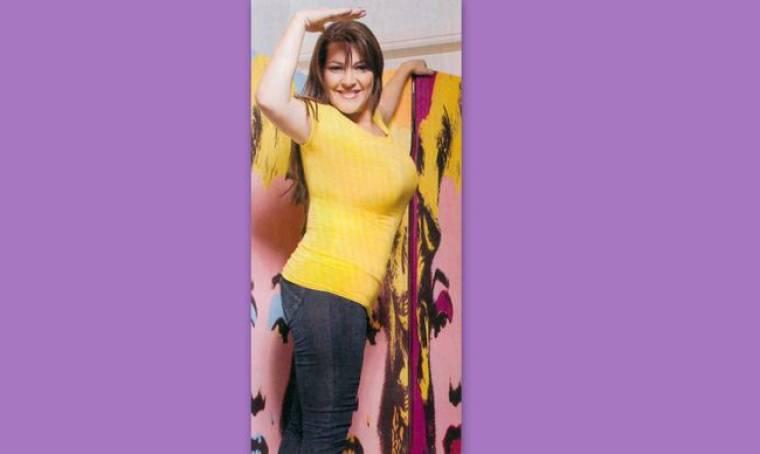 """Κατερίνα Ζαριφή: """"Eσωτερικά αισθάνομαι top model"""""""