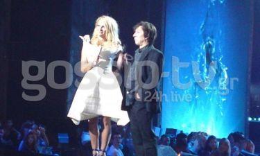 "Video: Η ειρωνία της Pamela για την αποχώρηση Anastacia και η... ""αργκό"" έκφραση on stage"