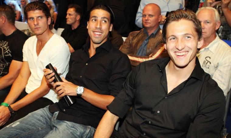 Khedira, Gomez και Alder σε αγώνα box