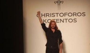 Χριστόφορος Κοτέντος: «Το 50% τουλάχιστον σε ένα μοντέλο είναι η αυτοπεποίθησή του»