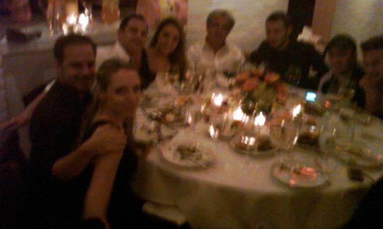 Καλομοίρα: Τελική πρόβα δείπνου για το γάμο της