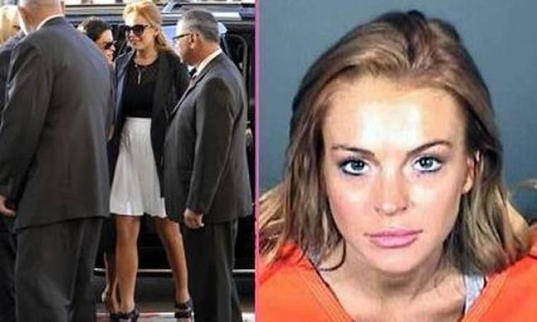 Τελικά θα γλιτώσει τη φυλακή η Lohan
