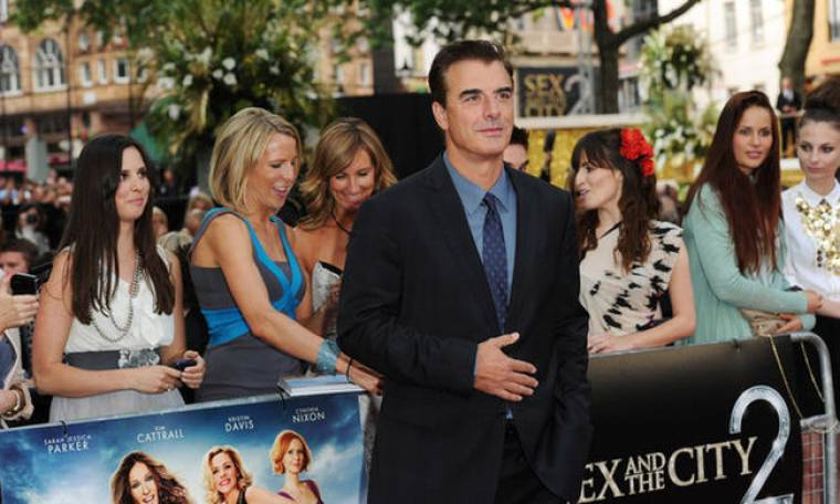 Chris Noth: Το Sex and the City… «πέθανε»
