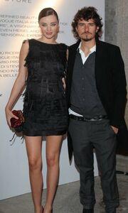 Που πήγε η κοιλιά της Miranda Kerr;